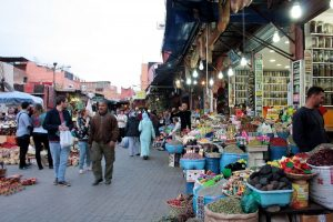 Marrakech - Place - des -Epices
